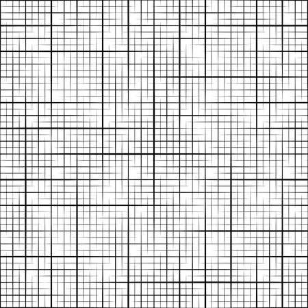 rayas de colores: Raya y sin fisuras Patrón de línea. Vector Negro y blanco Textura