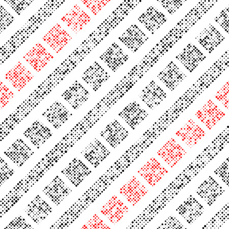 stripe pattern: Seamless Diagonal Stripe Pattern. Vector Dot Background