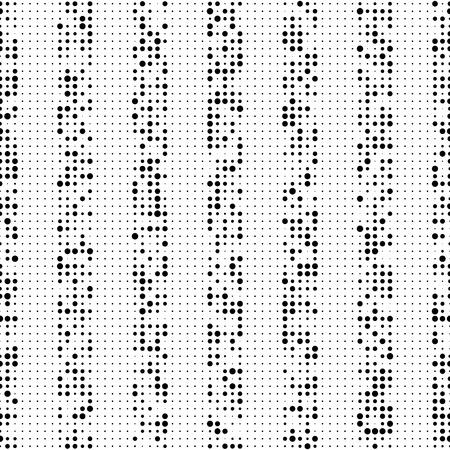 rayas: Seamless Stripe Pattern. Vector Monochrome Texture Vectores