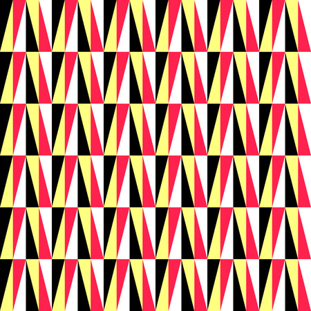 repeat structure: Seamless Triangle Pattern. Vector Regular Texture