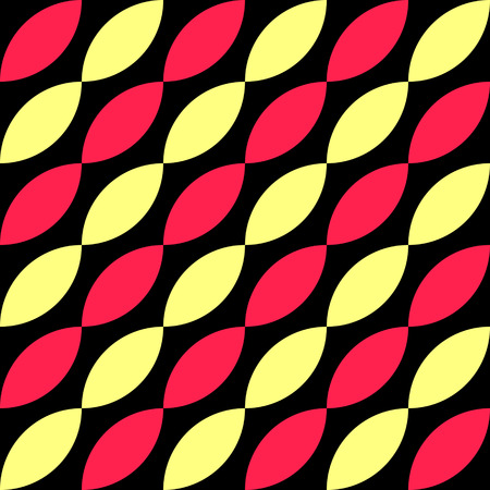 ellipse: Seamless Ellipse Pattern. Vector Regular Texture