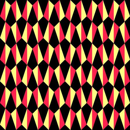 regular: Seamless Geometric Pattern. Vector Regular Texture