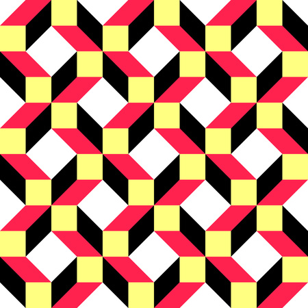 grid pattern: Seamless Grid Pattern. Vector Regular Texture Illustration
