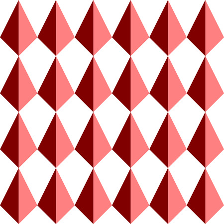 Seamless Triangle Pattern. Abstract Background. Vector Regular Texture