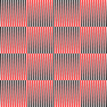 Square and Stripe Pattern. Abstract Background. Vector Regular Texture. Illustration