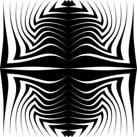 graphic texture: Seamless Stripe Pattern. Vector Black and White Texture. Abstract Graphic Design