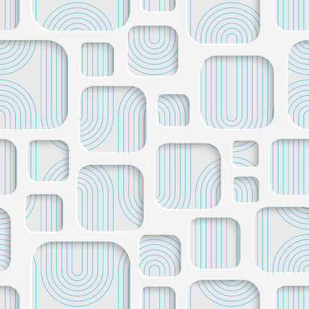 decorative wallpaper: Seamless Origami Pattern. 3d Modern Lattice Background. Decorative Minimalistic Tile Wallpaper. Delicate Wrapping Paper Design
