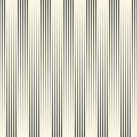 paper graphic: Seamless Vertical Stripe Pattern. Vector Black and White Line Background. Wrapping Paper Texture. Abstract Minimal Geometric Graphic Design. Illustration