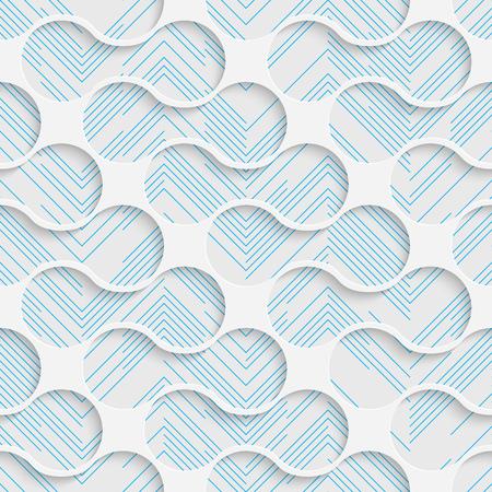 Mosaic Pattern, Abstract 3d Realistic Modern Fine Wallpaper.