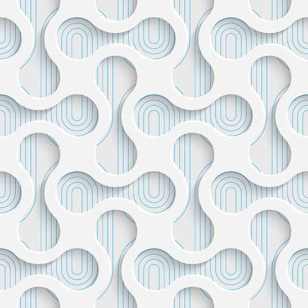contemporary design: Seamless Contemporary Pattern. Abstract Web Background. Modern Stylize Wallpaper. 3d Tech Design. Wrapping Paper Texture