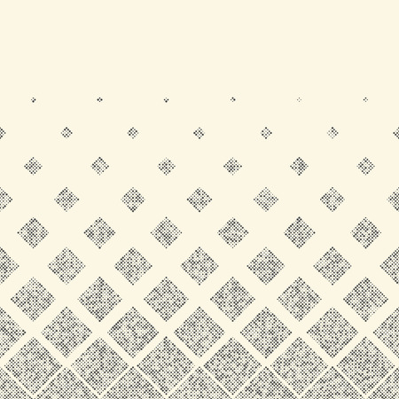 parallel: Seamless Gradient Pattern. Vector Black and White Halftone Background. Monochrome Abstract Wallpaper