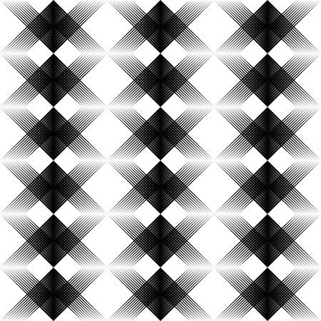 tile pattern: Abstract stripe seamless design