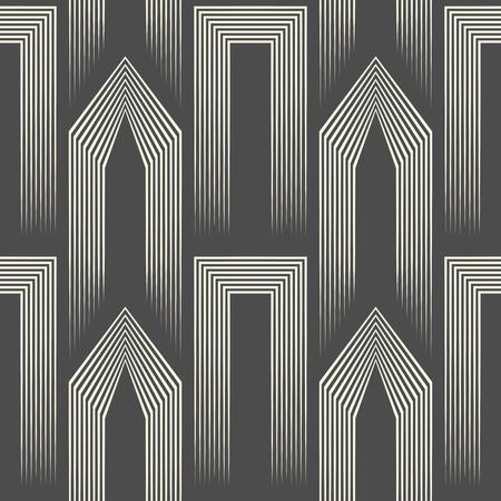Seamless Celtic  Design. Tribal Ornament Background. Vector Regular Texture