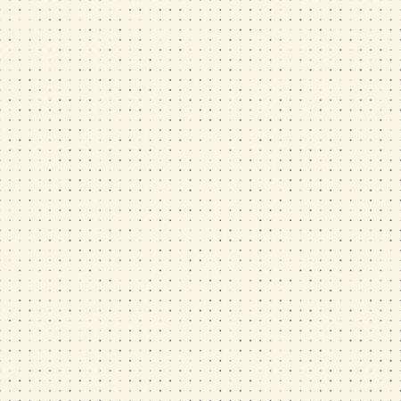Seamless Minimalistic Pattern. Monochrome Geometric Background. Vector Illustration