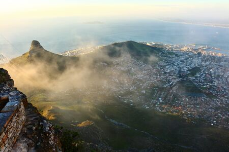 Magiv view from Table Mountain