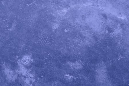 Blue cement pattern, Old cement floor has stains, Background.