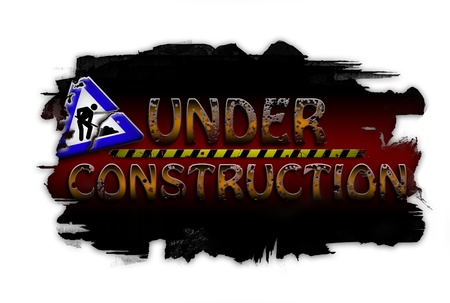Under construction photo