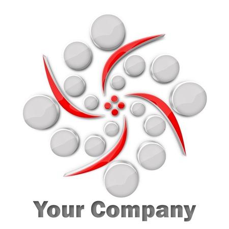 Company logo of elements photo