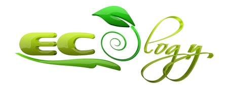 Ecology Logo Concept Stock Photo - 14662523