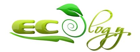 Ecology Logo Concept Stock Photo - 14662523