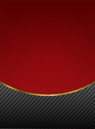 Luxury carbon fiber background Vector