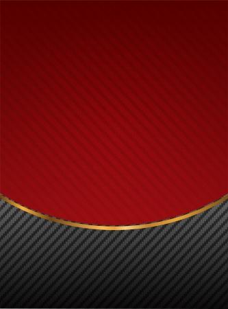 carbon fiber: Luxury carbon fiber background Illustration