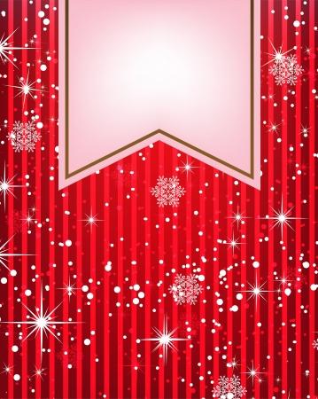 Christmas Restaurant Menu Stock Vector - 16137153