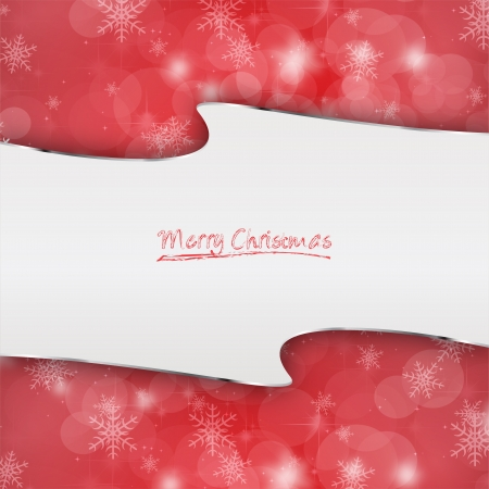 Christmas wallpaper  Stock Vector - 16423454