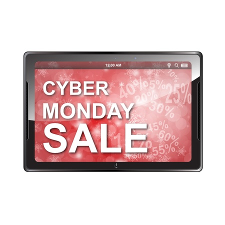 specials: Cyber Monday Shopping
