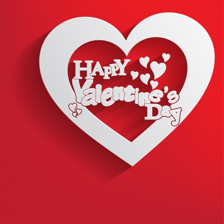 valentine s day background,  illustration  Vector