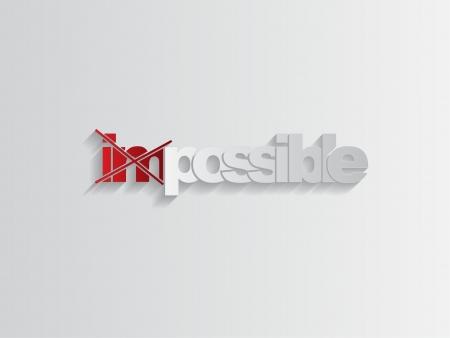 워드 불가능 가능, 동기 부여의 개념으로 전환