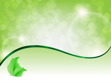 Environmental background with space for text. Stock Vector - 17965705