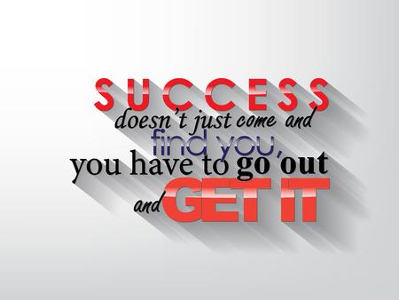 성공 인용