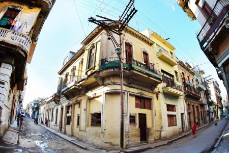 The streets of Old Havana photo