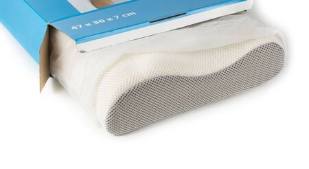 Pillow memory foam for healthy sleep