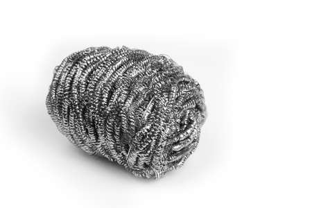 Stainless Steel Wool Scrubber Sponge for kitchen cleaning