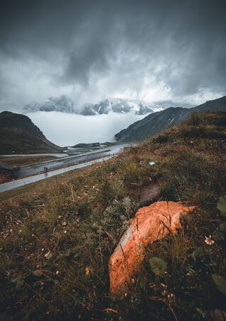 Grossglockner High Alpine Road is the highest surfaced mountain pass road in Austria.