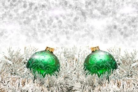 lighten: Christmas ball on lighten background