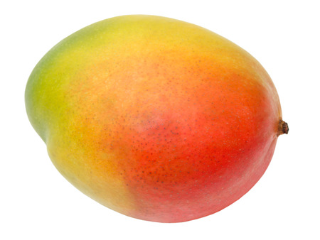 mango: Mango wyizolowanych na białym tle