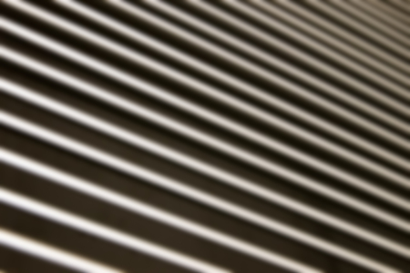 Blurred background image of conveyor Lines in Transport Lines.