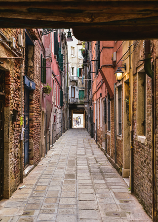 Small street in Venice