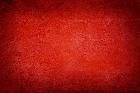 Red grunge old texture. Perfect background with space for text or image