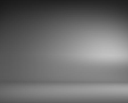 Empty Gray Room with Copy Space and Light Stripes  Empty Studio Background Stock Photo
