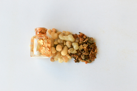 Gold, incense and Myrrh