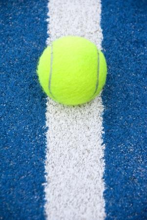 Balle sur la ligne
