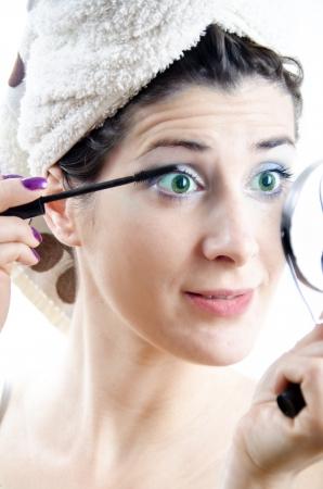 eyelashes long photo