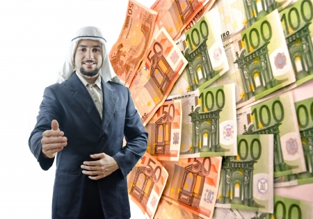 arab money photo