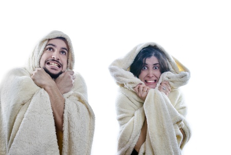 fleece: Freezed Couple