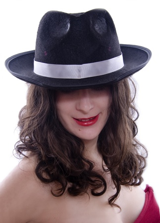 voluptuosa: Chica Anonymous