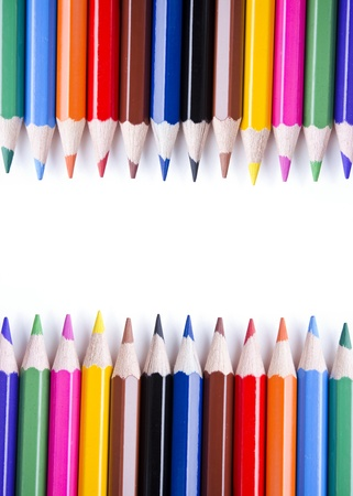 Pencil background photo